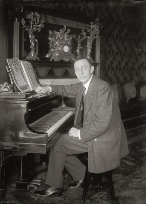 Sergei+Rachmaninoff