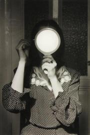 Shes a Fashion Time Traveller- André Gelpke - Christine au miroir, 1976