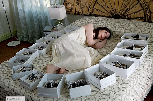 Surrounded by Saddle Shoes- India Stoker Style Stunner