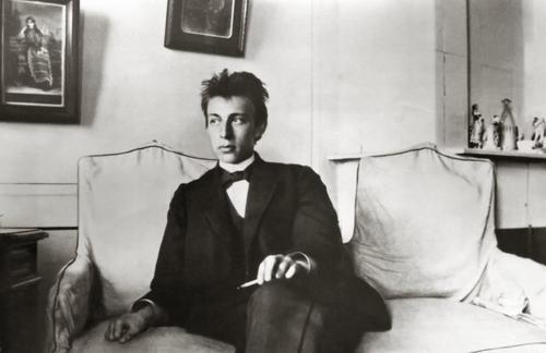 Young rebel- Sergei Rachmaninoff- Vintage Style Idol- The Eye of Faith