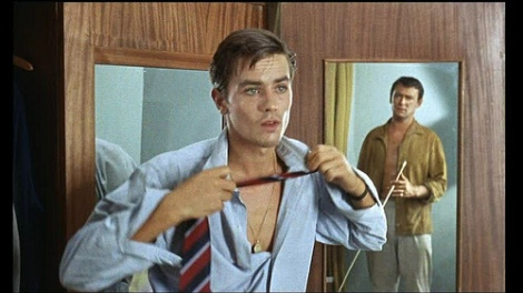 Alain Delon as Tom Ripley- La Pleine Soleil Vintage