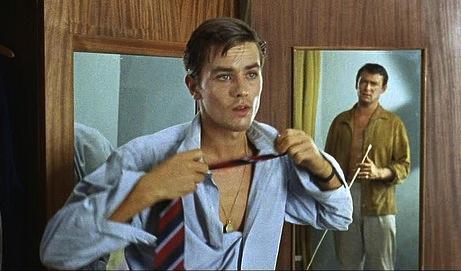 Alain Delon as Tom Ripley- La Pleine Soleil Vintage