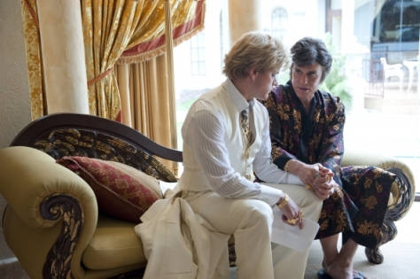 behind the candelabra - matt damon and michael douglas - liberace and scott thorson - vintage inspiration