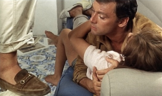 Check out those Timeless Loafers- Purple Noon 1960- Vintage Style Wise