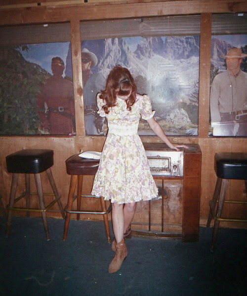 cowgirl scared