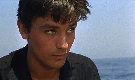 Dapper Devil- Alain Delon- Purple Noon (1960)
