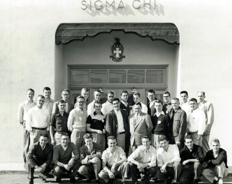 Delta Sigma Chi - University of Georgia