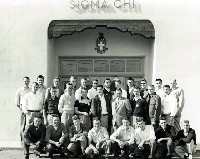 Delta Sigma Chi - University of Georgia