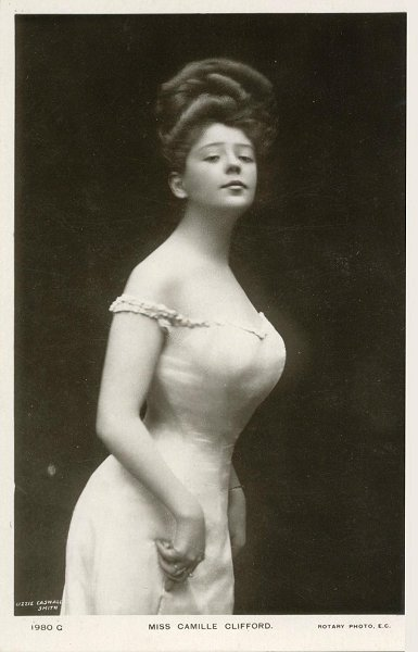 EOF - Pomp and Circumstance- Gibson Girl