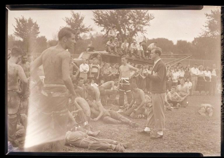 EOF - Vintage 1950s Frat Fun Madness - 3