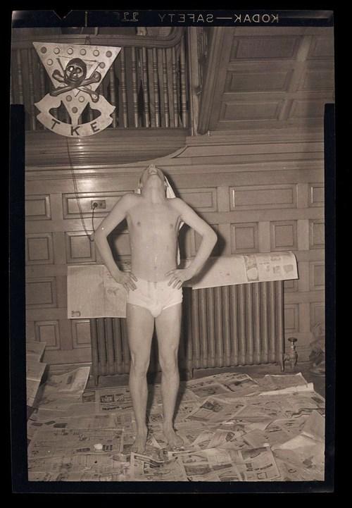 EOF - Vintage 1950s Frat Fun Madness - 5