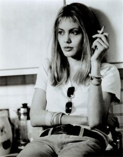 EOF Vintage Angelina Jolie Realness as Lisa Rowe 2 Girl Interrupted