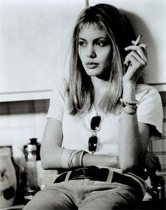 EOF Vintage Angelina Jolie Realness as Lisa Rowe 2 Girl Interrupted