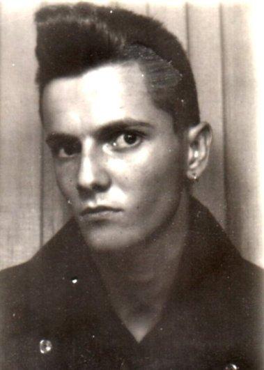 EOF- Vintage Snapshot- Pompadour Punk