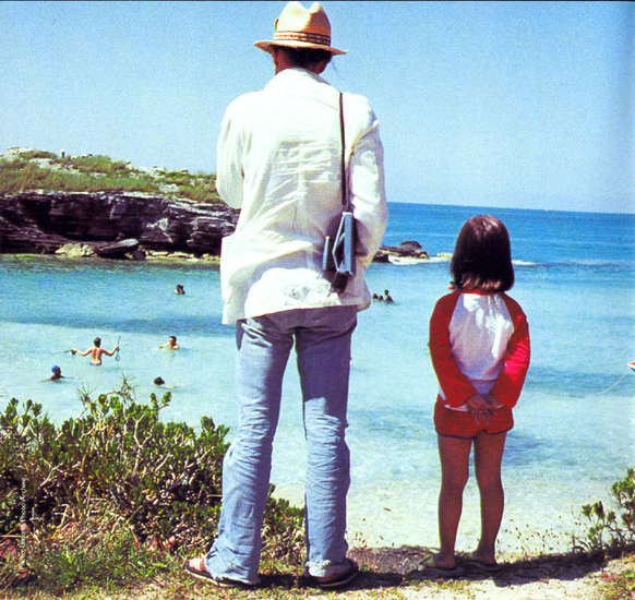 John Lennon and Little Sean - Beautiful Boy