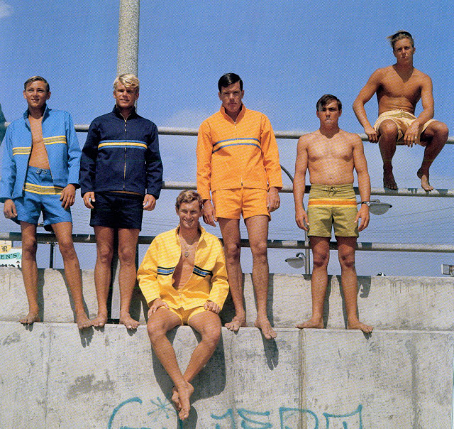 leroy granis vintage surf memories -discovered fashion moment photograph 2