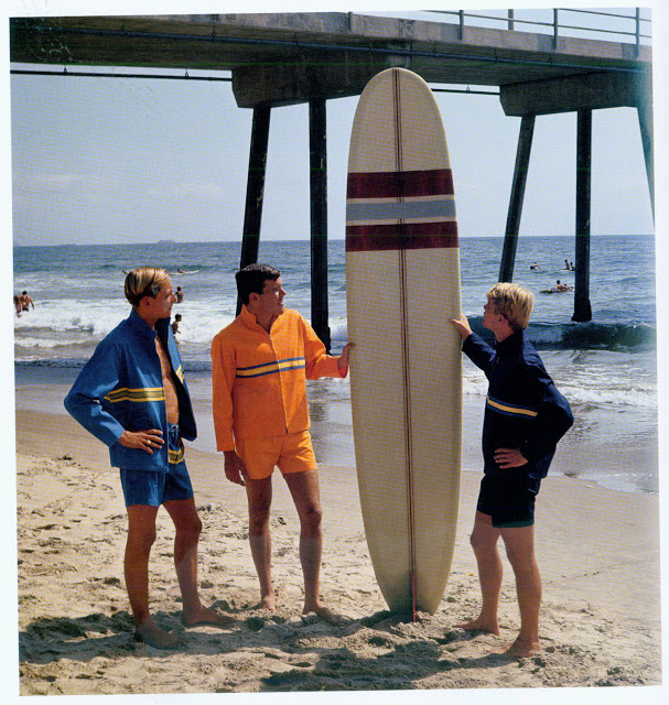 leroy granis vintage surf memories -discovered fashion moment photograph 4
