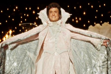 michael douglas as liberace himself- behind the candelabra- vintage inspiration