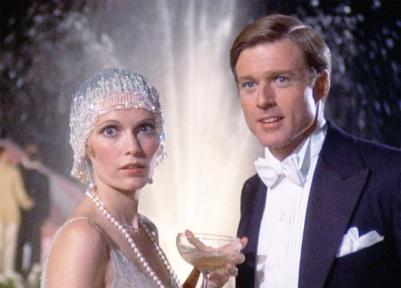 Robert Redford - The Great Gatsby Tuxedo- 1974- vintage
