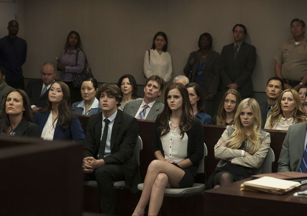The bling ring in court