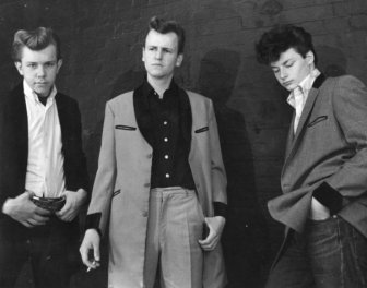 Vintage Bad Ass Bad Boys- Pomp and Circumstance