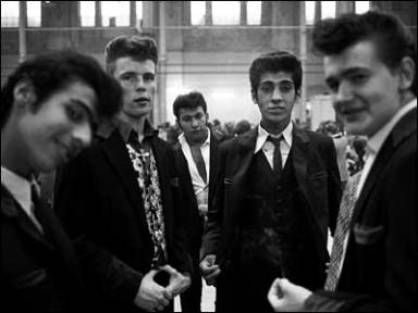 You Got It or You Dont- VINTAGE TEDDY BOY FASHION:STYLE - EOF Pomp and Circumstance
