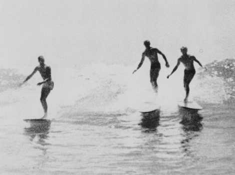 Don James- San Onofre Surf- 1937