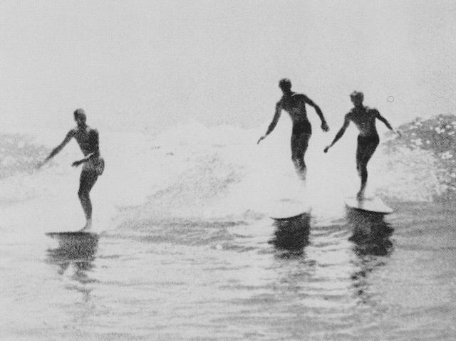 Don James- San Onofre Surf- 1937