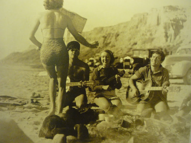 Surfing San Onofre to Point Dume 1936-1942