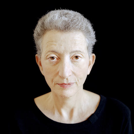 E.O.F. Style Divinity - Helene Cixous - Bust of a Woman