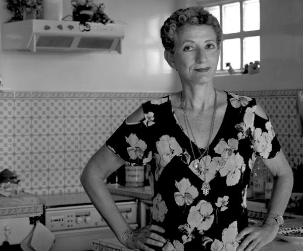 E.O.F. Style Divinity - Helene Cixous- Vintage Floral