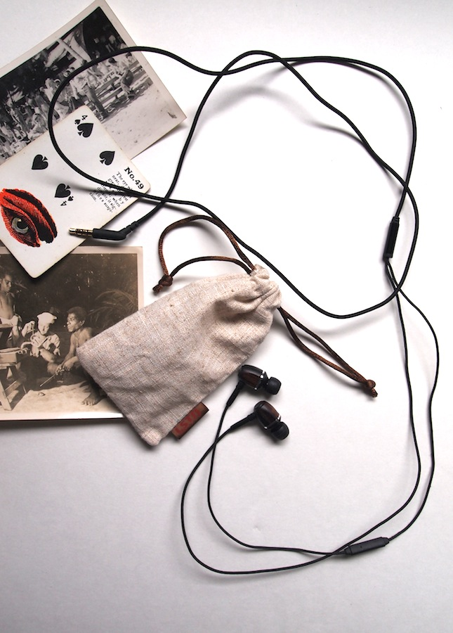 EOF LSTN Headphones - Complete