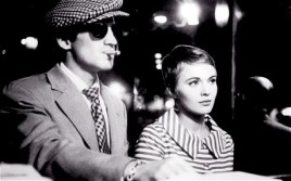 French New Wave Inspiration - JPB + JS