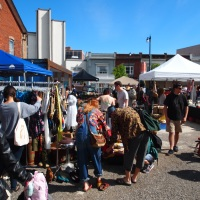 The Junction Flea, You, and Me! {June Edition} + Night Market, June 22!