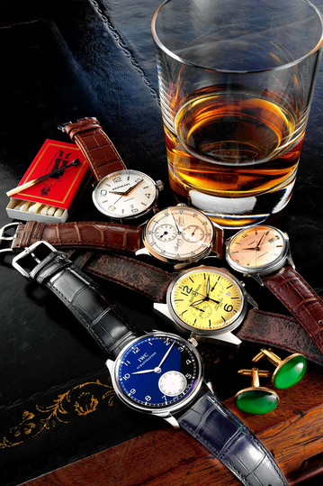 MENS Business Fashion- Pile of Watches