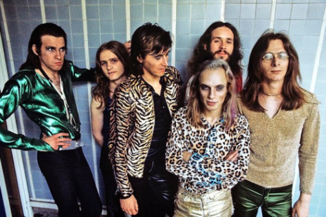 Roxy Music- Style Idols- vintage fashion inspiration- menswear- rebel glam