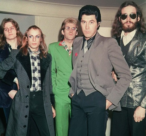 roxy music- vintage fashion- menswear