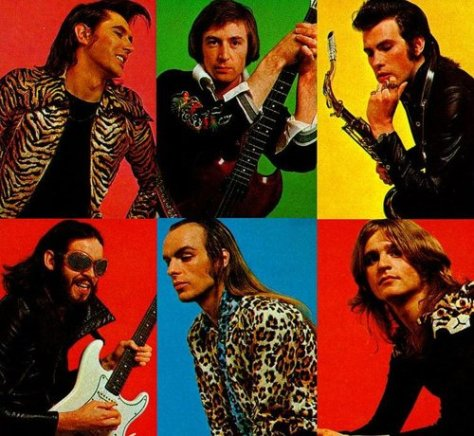 roxy music- vintage fashion- style inspiration- bad ass menswear