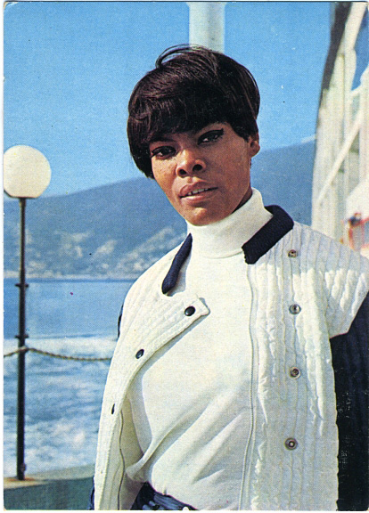 vintage dionne warwick- style and edge