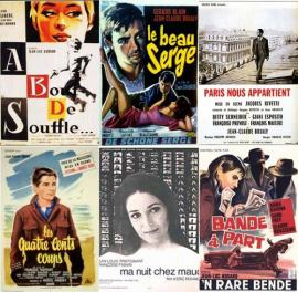 vintage french new wave posters