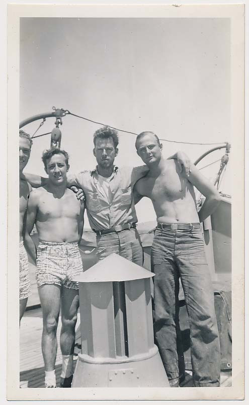 WWII Buddies Pals Friends Fools - Paradise Lost- Vintage Vernacular - Style Inspiration