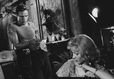 A Streetcar Named Desire - Marlon Brando - Vivien Leigh- 1951 - Vintage Style- The Eye of Faith