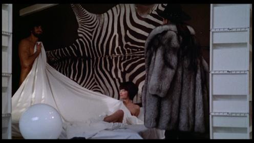 Baba Yaga 1973- Having a style orgasm - retro furnishings - 70s interiors