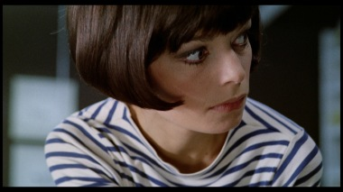 Baba Yaga 1973 - isabelle de funes- valentina - slick seventies style - stripes