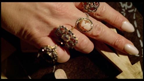 Baba Yaga 1973 - witch nail - rings and things