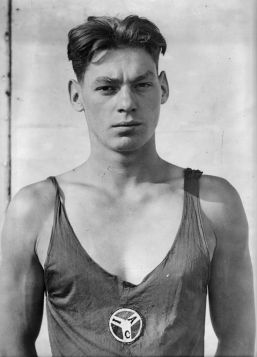 EOF Vintage Menswear- Summer Style - 1930s Bathing Suit Inspiration- Weis Mueller