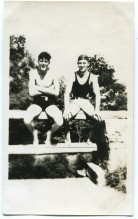 EOF Vintage Menswear- Summer Style - 1930s Boys of the Beach- Bad Ass Vernacular