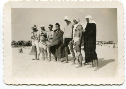 EOF Vintage Menswear- Summer Style - 1930s Sheiks of the Beach