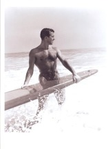 EOF Vintage Menswear- Summer Style - Majestic God of Surf- Beefcake