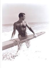 EOF Vintage Menswear- Summer Style - Majestic God of Surf- Beefcake